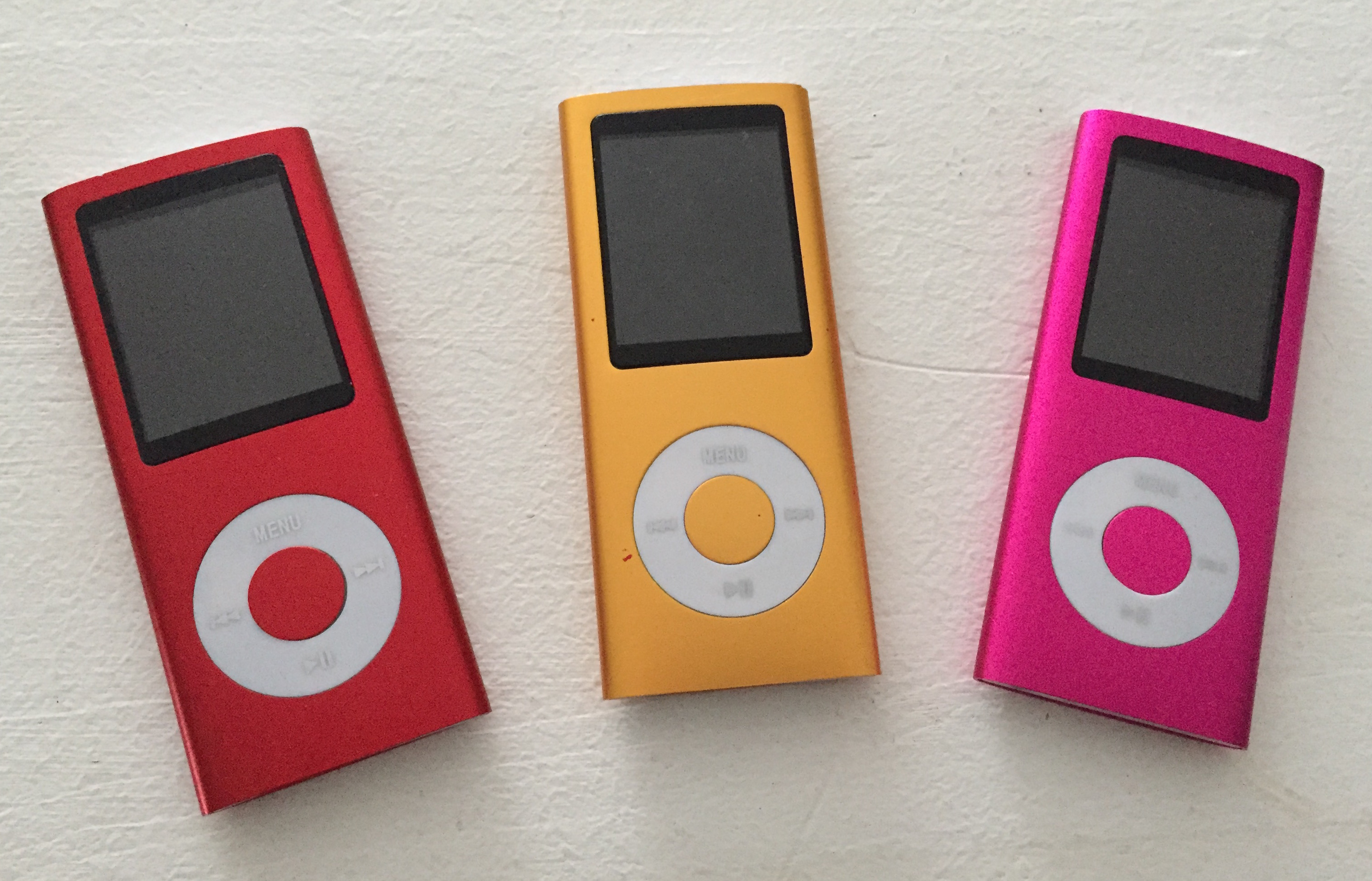 Apple iPod nano Knock Off Bootleg Clone