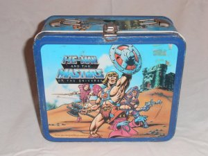 He-Man Lunch tin