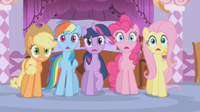 My Little Pony MLP Surprised
