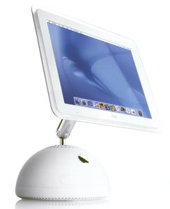 Sunflower Flowerpot G4 iMac