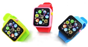 Apple Watch music kids toy p-Watch
