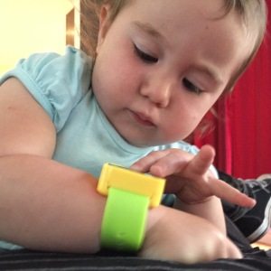 Apple Watch music kids toy p-Watch