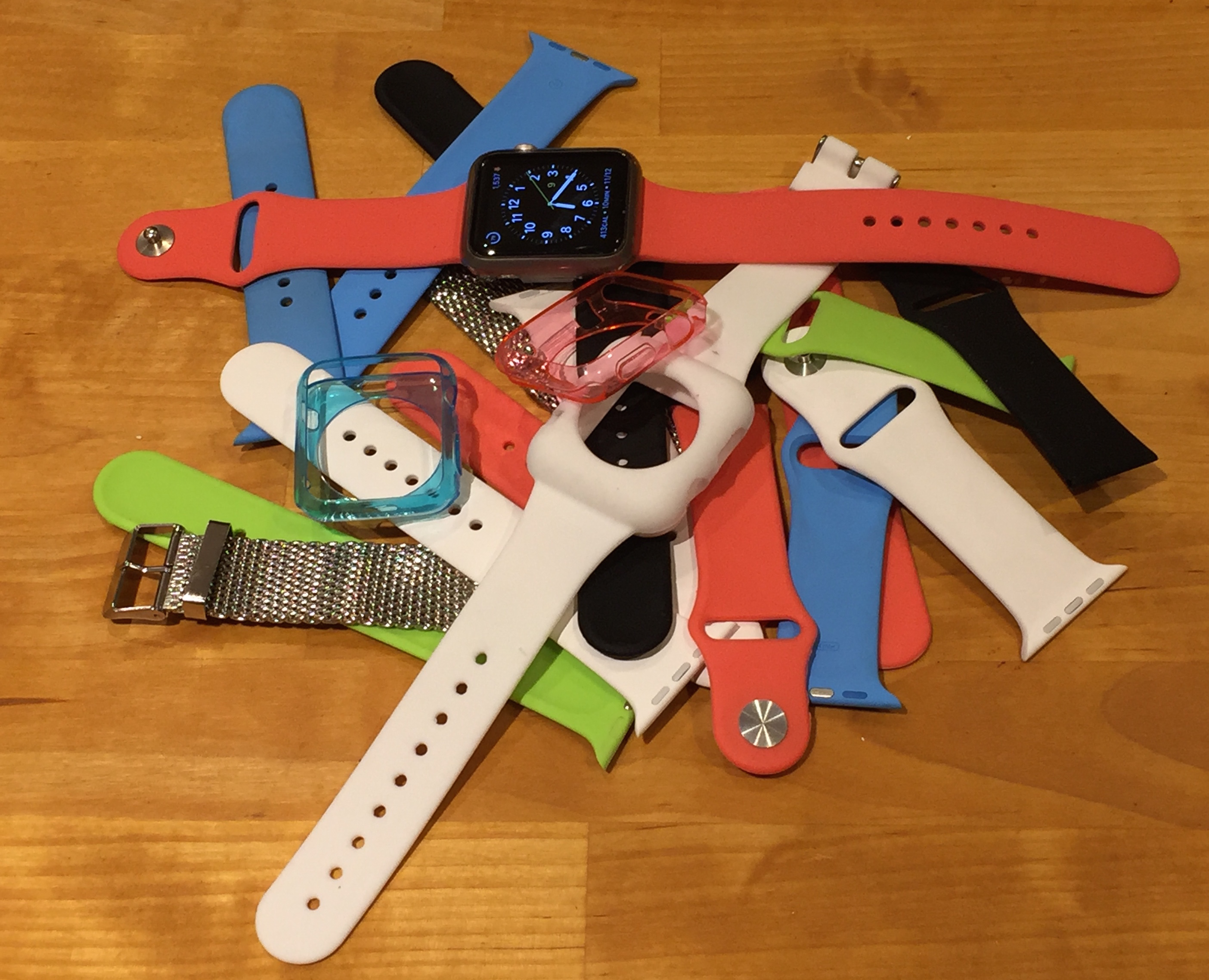 Apple Watch iWatch Sport bands Cheap Knock Off Bootleg Clone