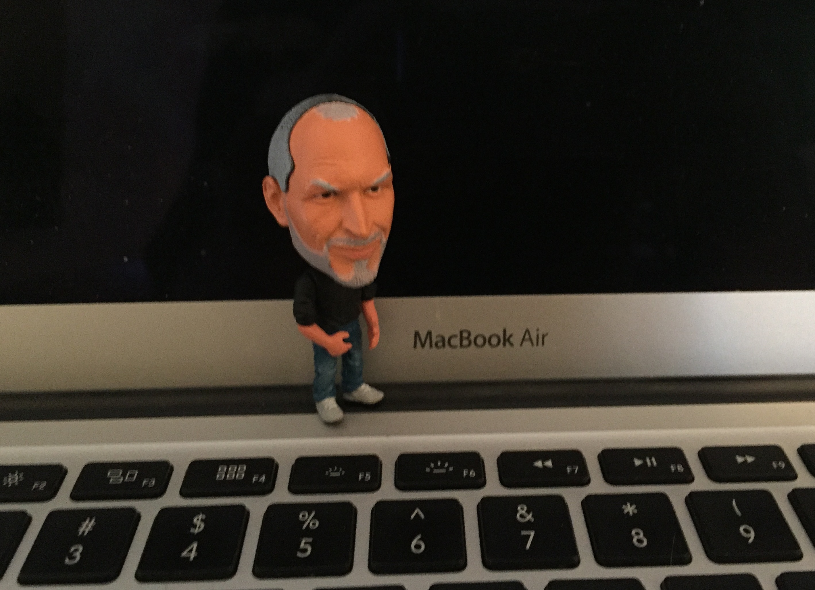 Apple Steve Jobs iJobs Mimi iCEO Toy