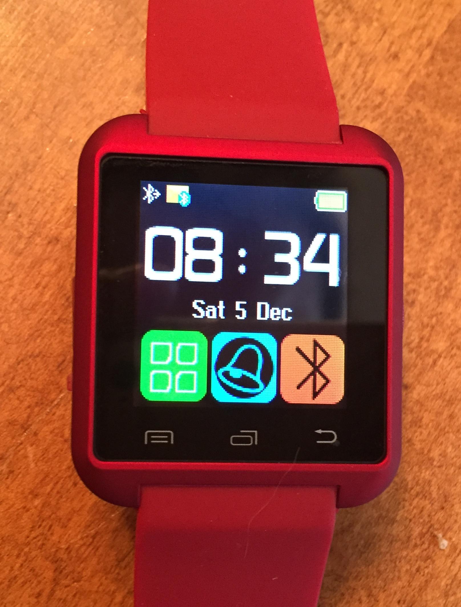 U8 Smartwatch, cheap iOS Android Apple watch Alternative Knock Off Bootleg Clone